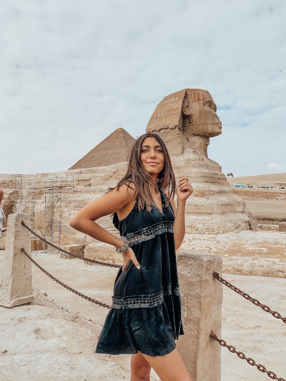 The Sphinx TARA MICHELLE