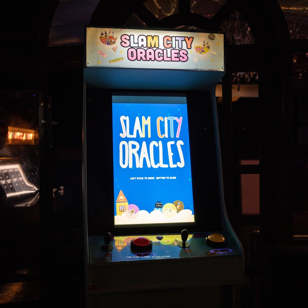 SLAM CITY ORACLES -