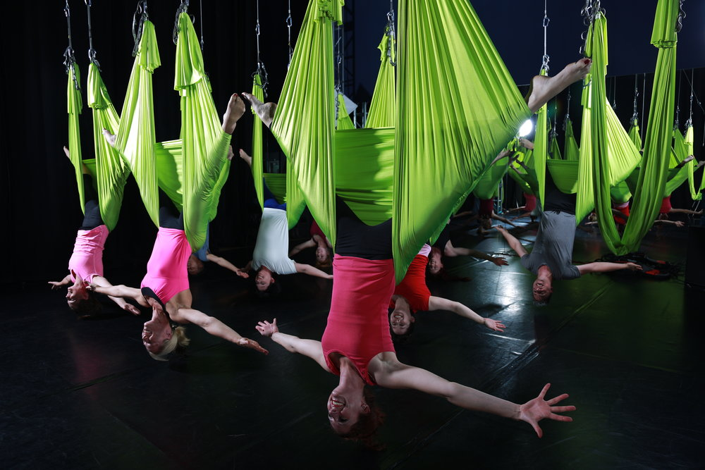 ANTIGRAVITY YOGA -