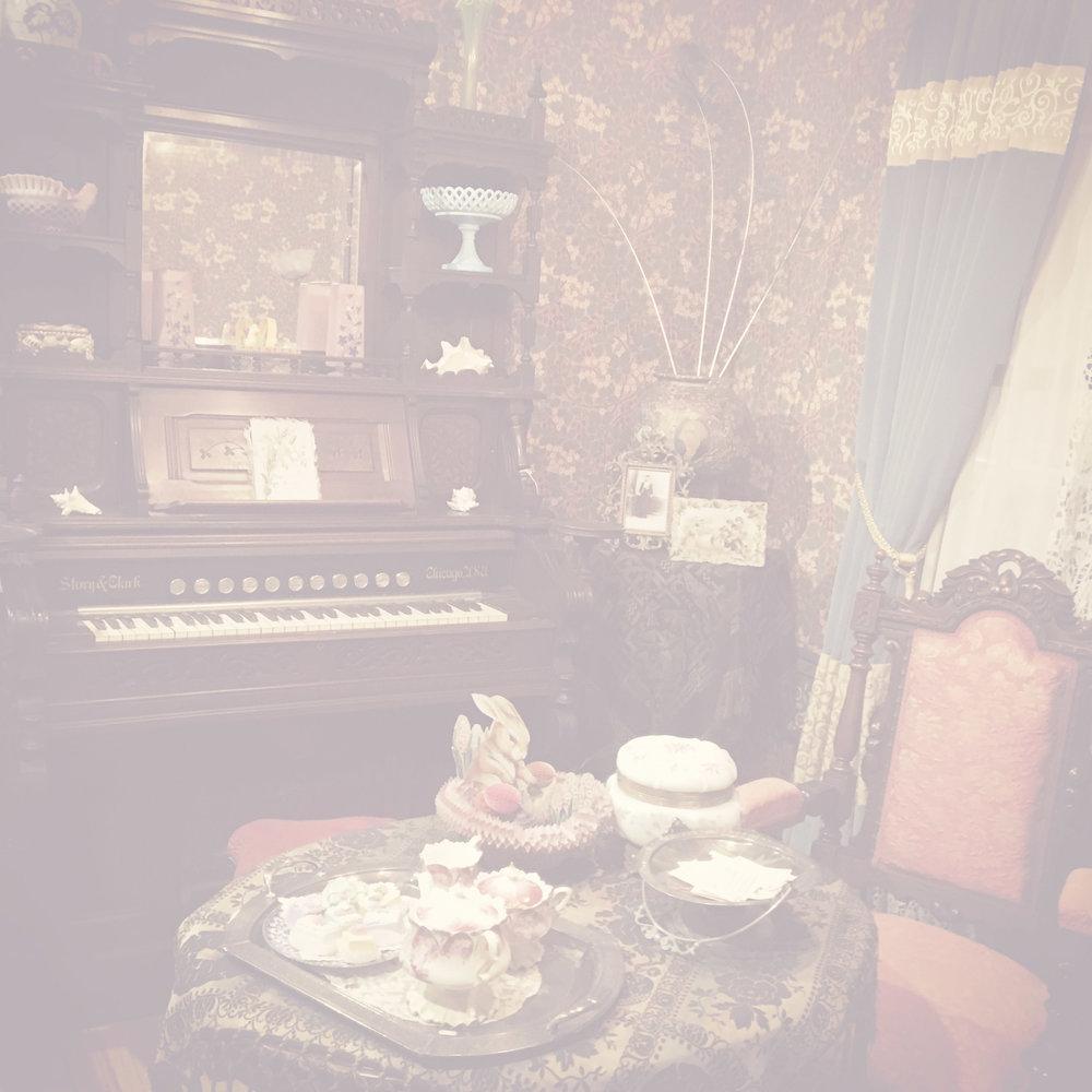 Let's Bring Back - 1800s Parlor Room Concerts