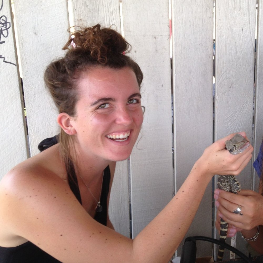 Dr Kasha Strickland - Post-docPhD University of the Sunshine CoastM.Sc. (Evolutionary and Behavioural Ecology) University of Exeter UKBSc(hons) Conservation Biology and Ecology (University of Exeter)Google Scholar profile