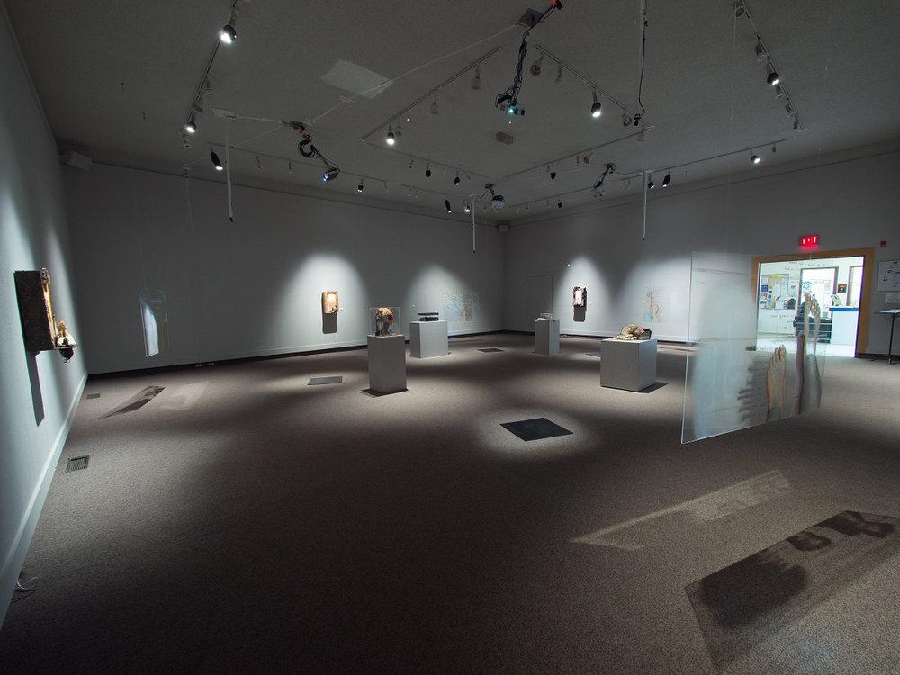 Art Gallery of Regina inside