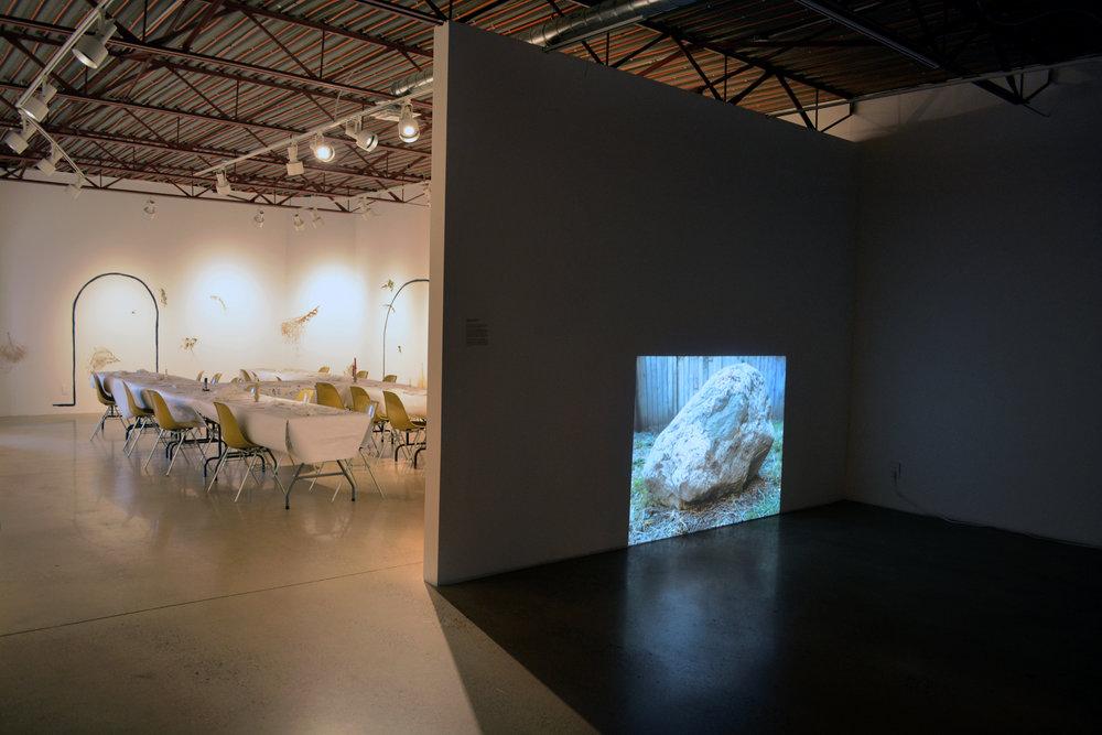 AKA Gallery inside
