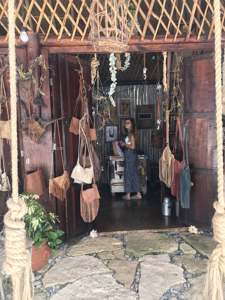 Beautiful handmade shopping excursions