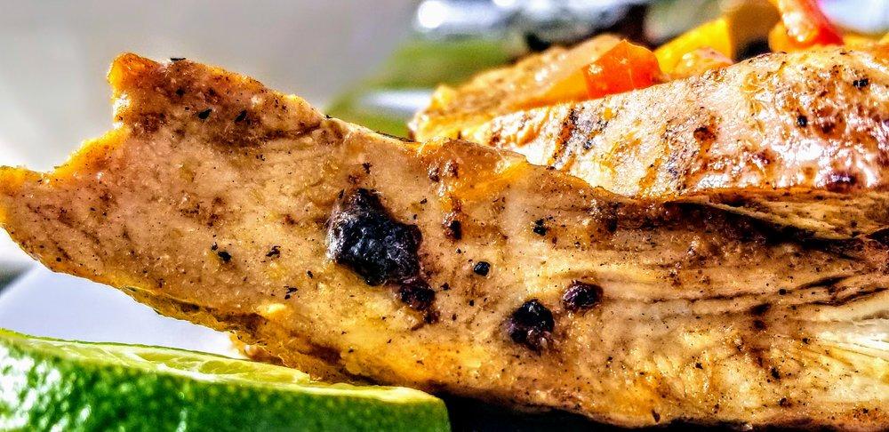 Grilled Chicken - Entree