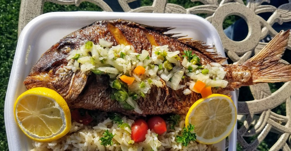 Grilled Fish - Specials