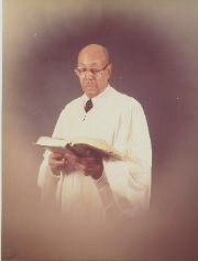 Rev. Rafe D. Kelley