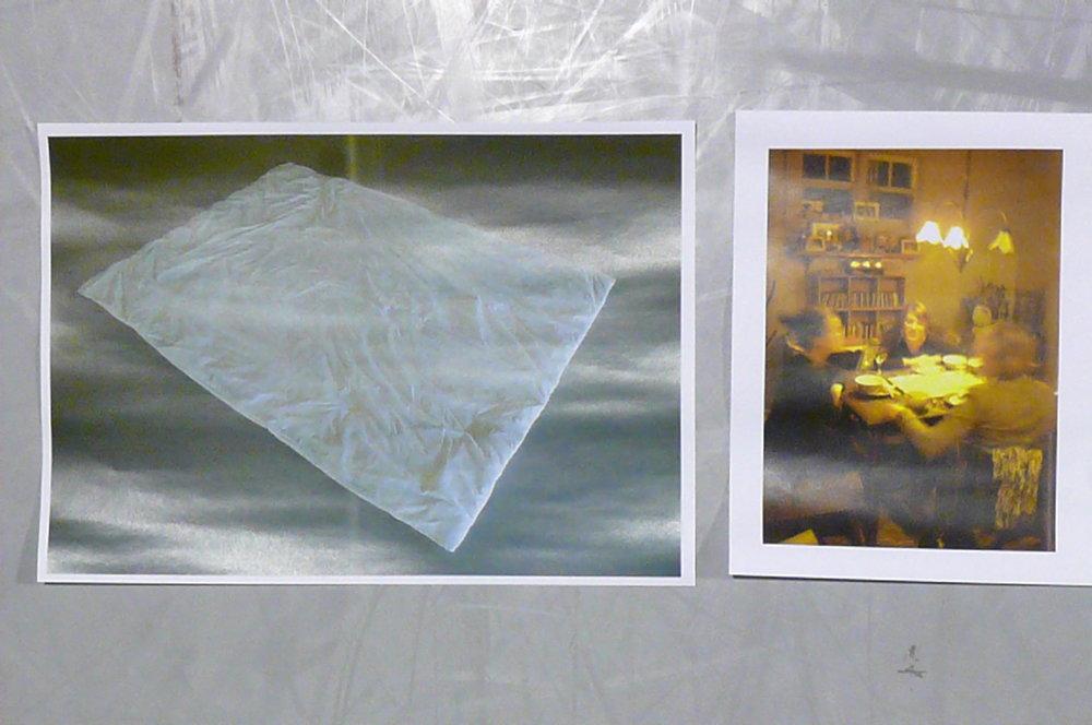 Copias de fotos. Graner. Barcelona, 2014.