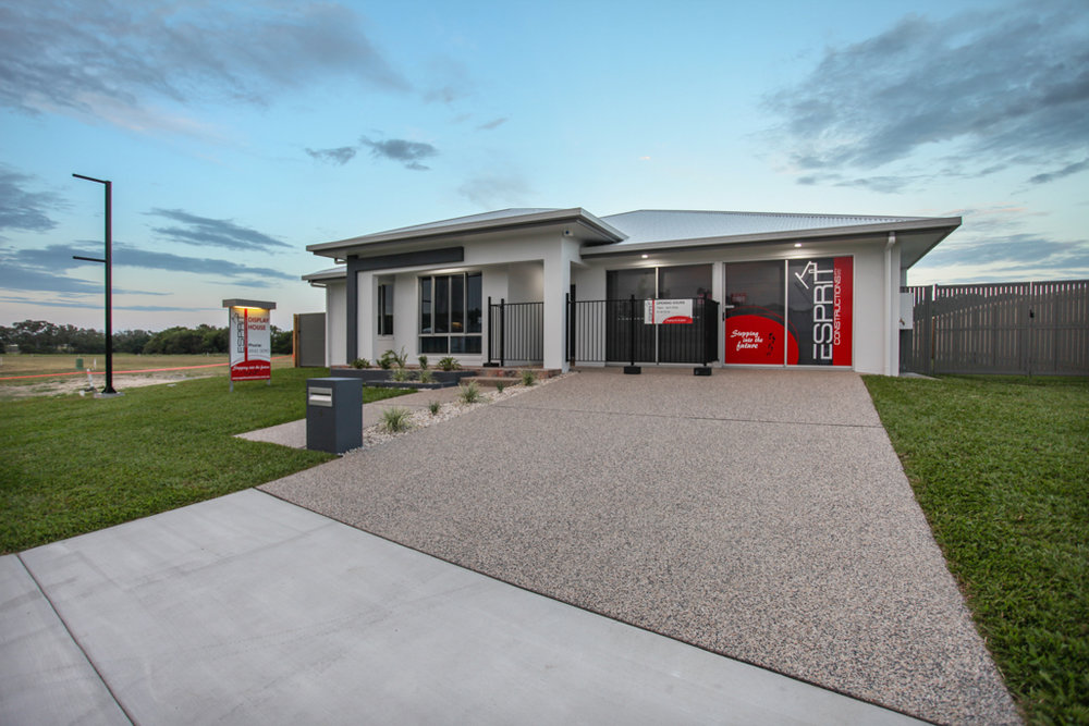 New Display home NOW open -