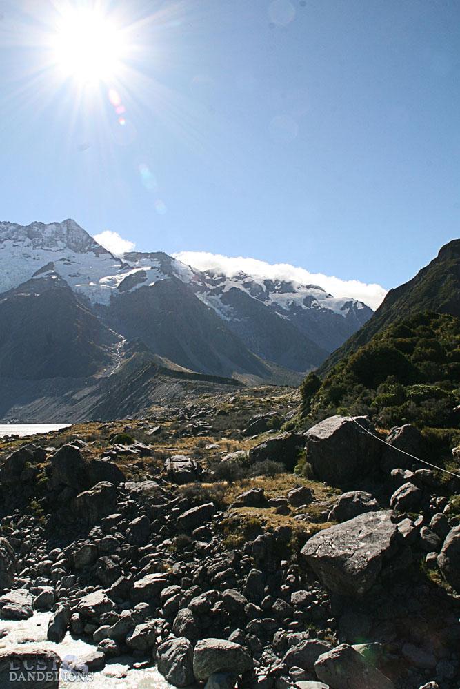 Mount Cook - Hooker Track
