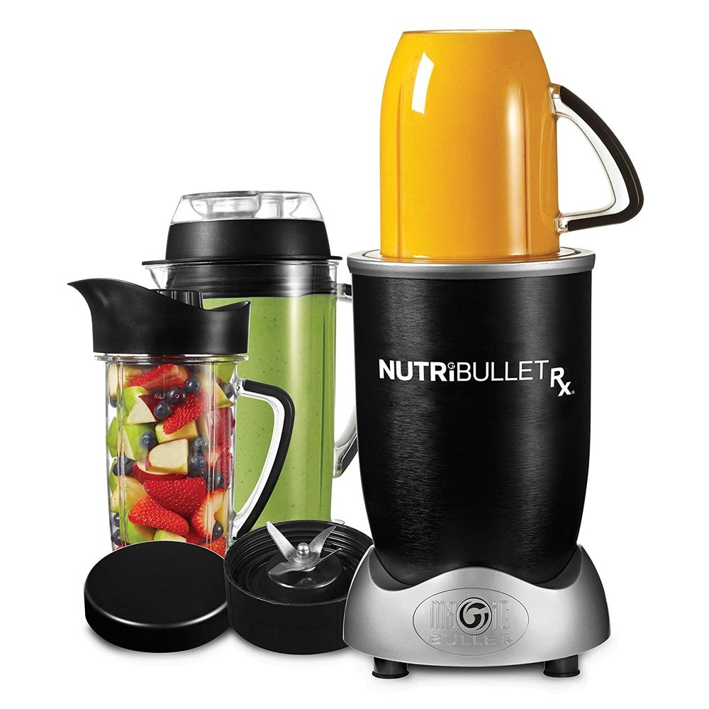 Magic Bullet Nutribullet RX N17-1001 Blender, Black - $119.99