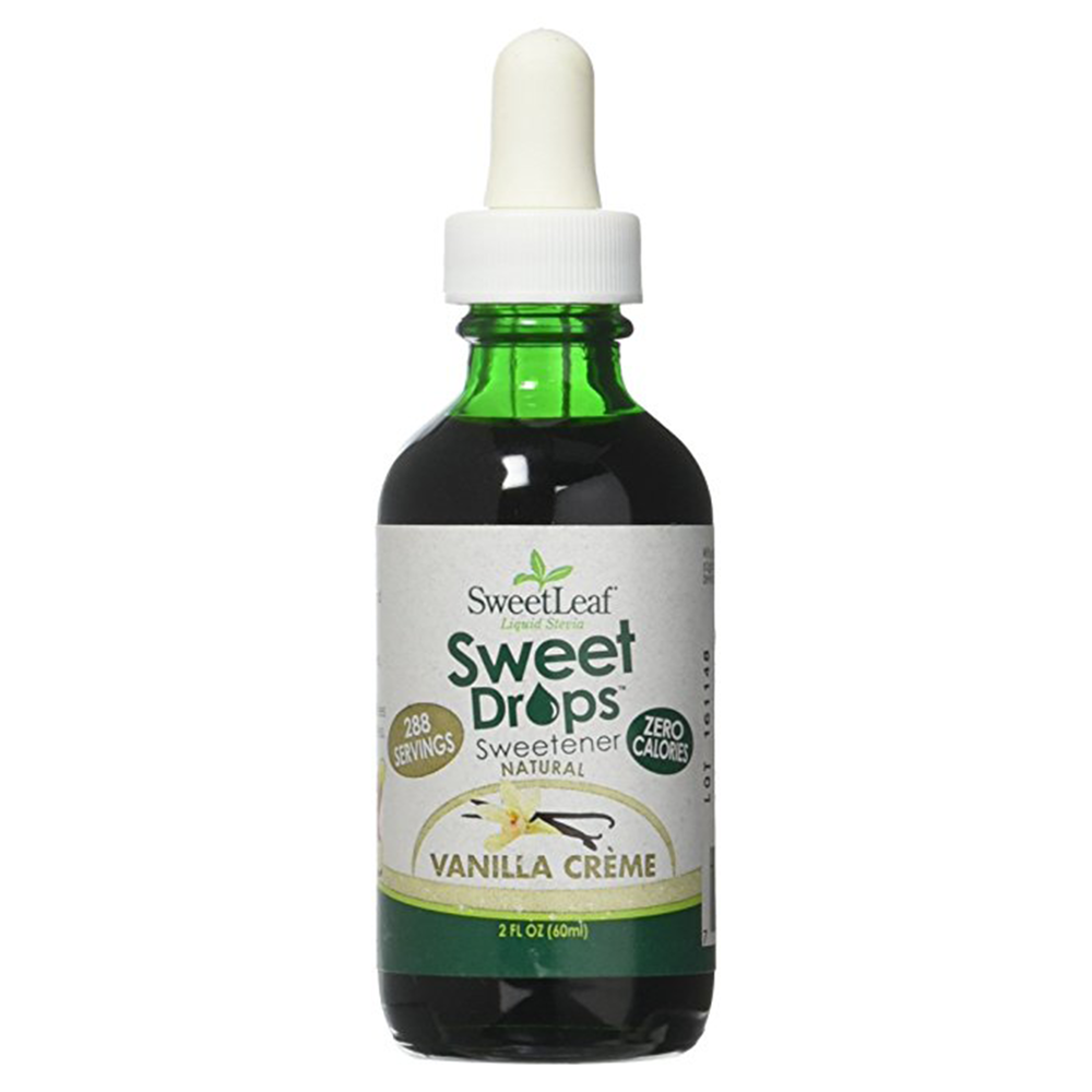 Sweet Leaf Liquid Stevia, Clear, Vanilla, 2 FL Oz. - $11.48