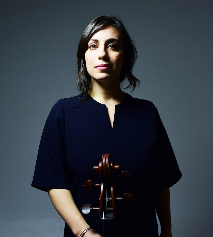 KAREN OUZOUNIAN, cello