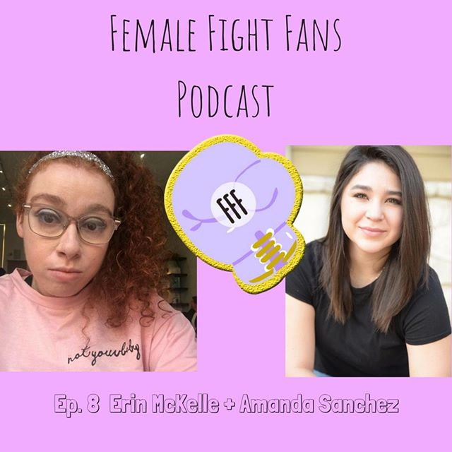 THROWBACK THURSDAY: THROWBACK THURSDAY: We had MMA photographer + blogger @amandasanchez on the Female Fight Fans podcast to talk all things girl boss + girl fight 👸👊💤.⠀ ⠀ 🎧 Listen here: https://buff.ly/2Q7cuFs. https://buff.ly/2Q7cuFs 🎧 (link in our bio, too!)⠀ ⠀ #mma #mmapurwakarta #mmafitnes #mmawrestling #mmambassadorsearch2016 #mmashred #mmaconditioning #mmapomezia #mmazebra #mmamom #mmafuntionaltraining #mmamacz #mmabahia #mmamotivation #mmagcon #mmac #Mmallbusinesssolutions #mmamums #mmacomtr #mmarashguards #MMarieBeautyBar #mmafitness #mmaff #mmart #mmapoint #mmacubano #MMA17 #mmarotterdam #mmaphotography #mmakillerelite