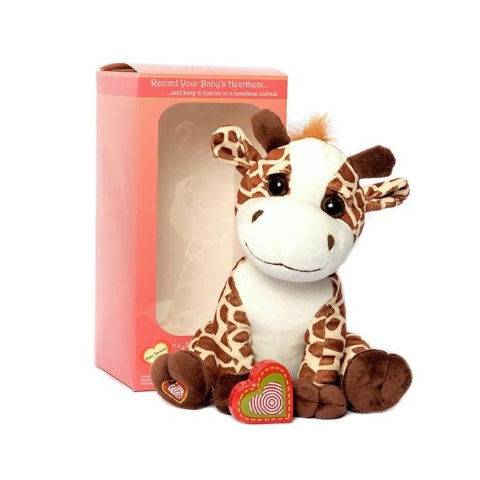 Heartbeat Animal Giraffe