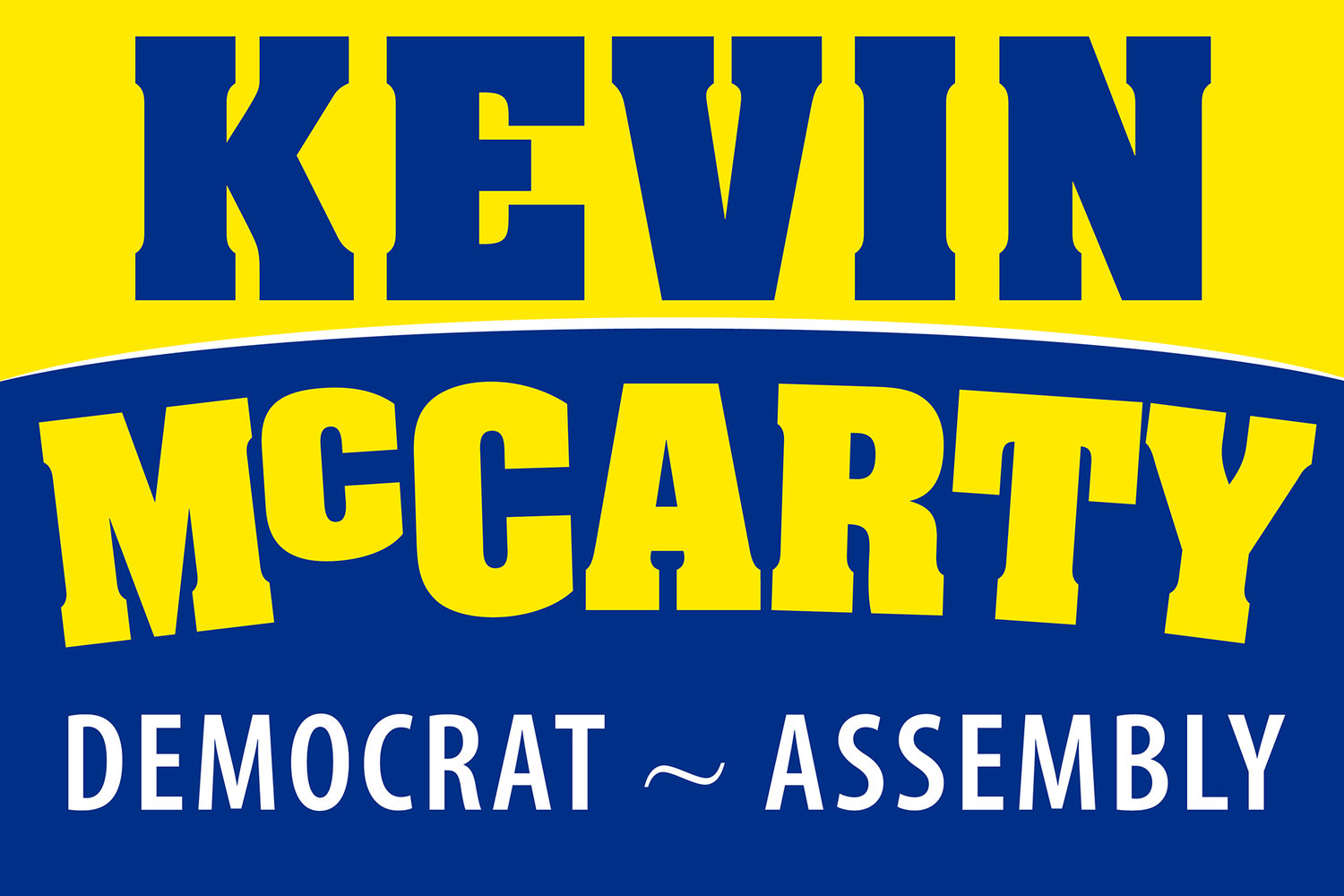 Kevin McCarty for Assembly