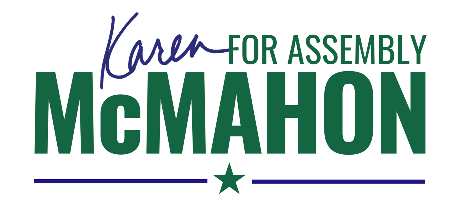 Karen McMahon for New York State Assembly