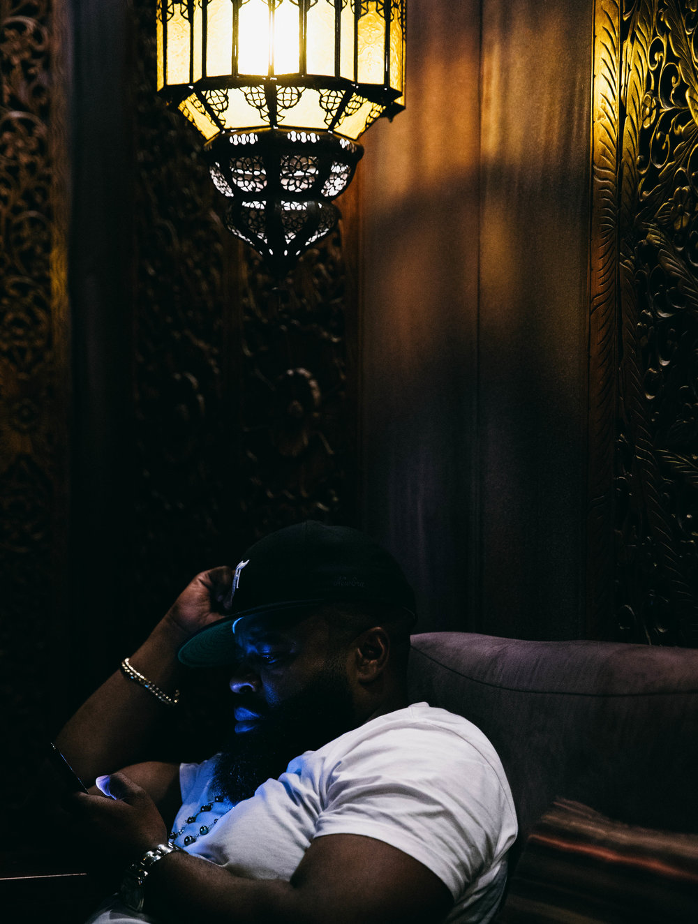 THE MAKING OF - A look at the creative process behind Streams of Thought Vol. 1, with Black Thought and 9th Wonder in the studio.
