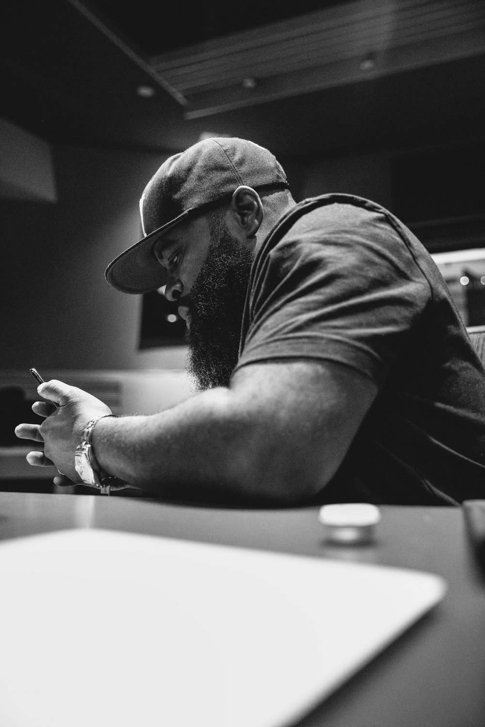 THE MAKING OF - Black Thought and Salaam Remi in the studio