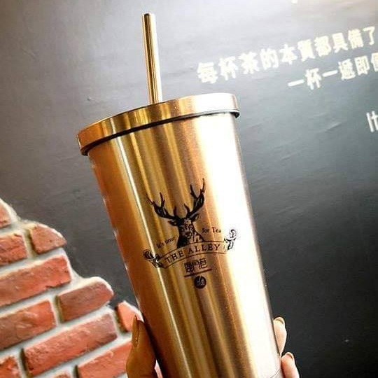 Get Your Bubble Tea Fix AND Save The Environment With The