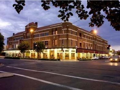 Hotel Canobolas, Orange NSW