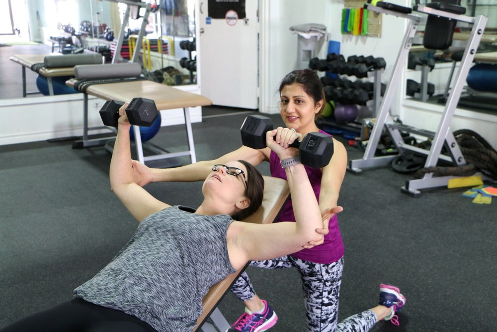 Personal Training (RRP $65/session) - Every PT session is designed to challenge the entire body, so over time clients build muscles, reduce body fat and increase endurance and flexibility. I complement my workouts with nutrition and lifestyle coaching to speed up the results of their training. And throughout you get support, motivation and accountability as you progress towards your fitness goals.