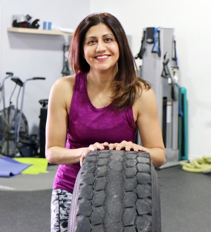 A note from our Founder - Hi! My name is Sabiha. I am a Personal Trainer, Bootcamp Instructor and Nutrition coach located in Unionville, Ontario. I created Unionville Fitness with the sole purpose of helping my clients achieve their fitness goals in a fun and motivating environment. When I train my clients, I make their goals my goals. I build a close relationship with them so I can provide guidance not just in the hour that they spend with me at the gym, but outside as well. I partner with my clients every step of the way and feel happiest when they achieve their fitness goals and exude confidence and energy.My sessions last no longer than 45-60 minutes and focus on improving functional movements and correcting muscular imbalances through a progressive workout routine that increases strength and burns body fat.Through a holistic approach, I help bring the mind, body and sprit into harmony. My exercise programs are both enjoyable and challenging so that my clients have fun while burning calories. And since I believe eating right goes a long way in achieving our health and fitness goals, nutrition advice always complements my workouts.At Unionville Fitness, we are your partners throughout your fitness journey. We succeed when you do!