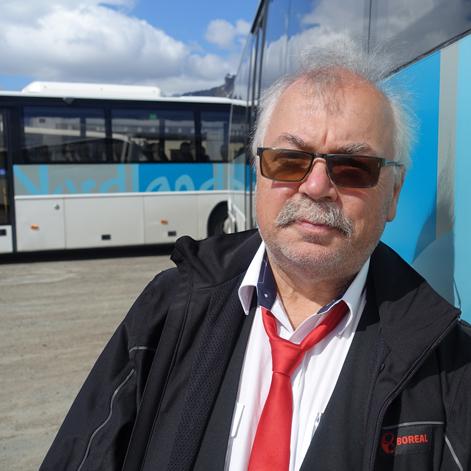 Gunnar Eilertsen, Kabelvåg -