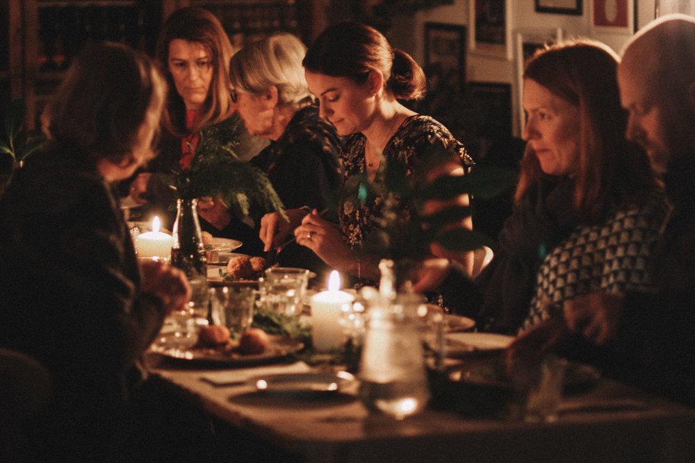 Woodland Supper Club, Nov 2018