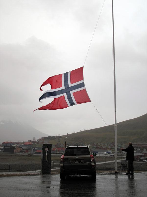Svalbard day
