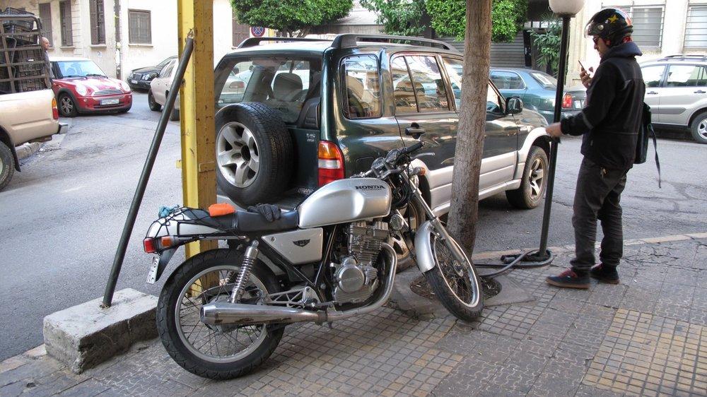 This bike....