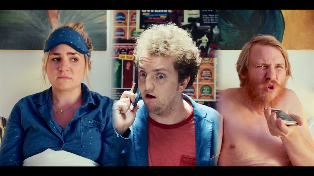 JONNY PELHAM'S COMEDY SHORT - LATE BLOOMER