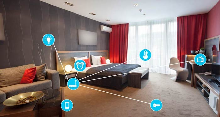 What will IoT bring to a hotel near you?