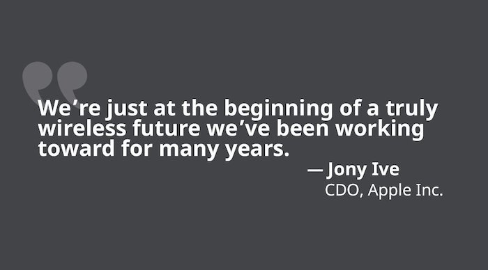 Jony Ive, Chief Design Officer at Apple, shares his companies vision