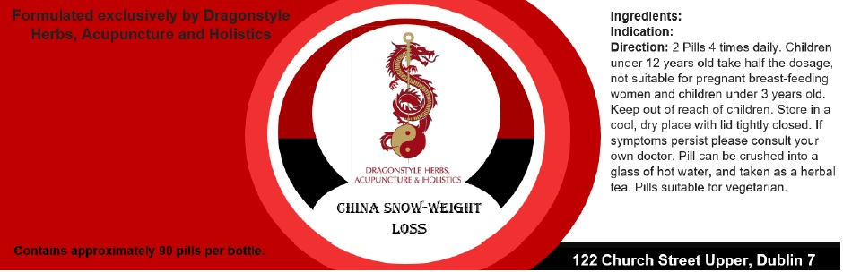 China Snow - Weight Loss