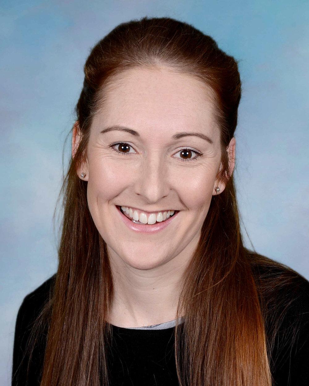 Miss J Cheers Teaching assistant
