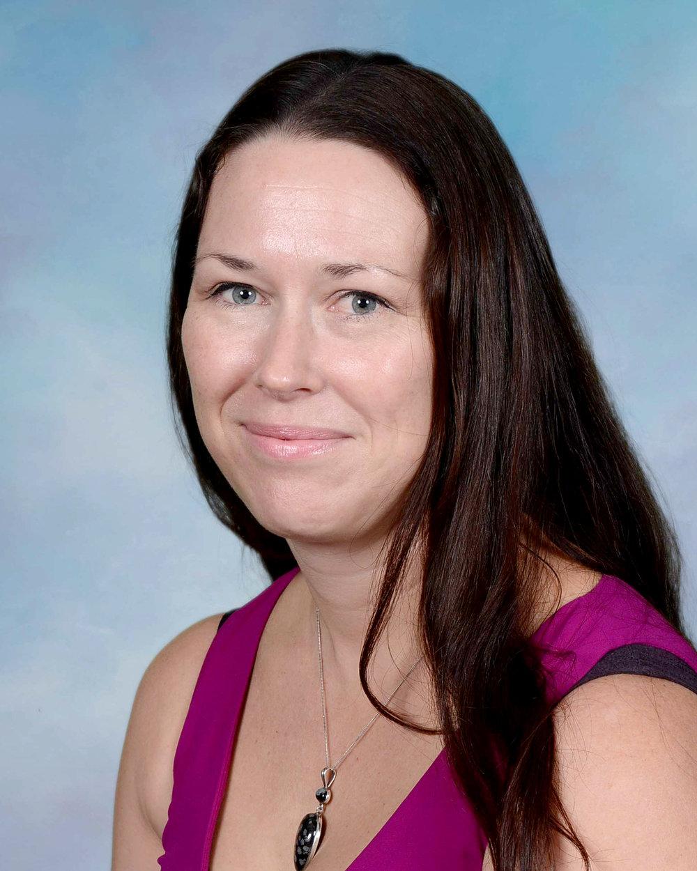 mrs j baines class teacher