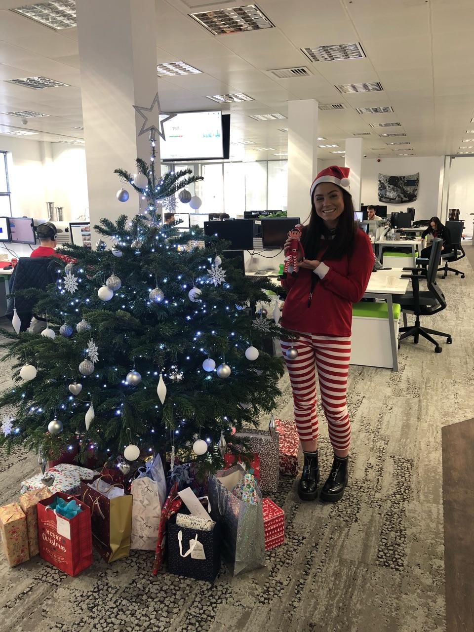 Christmas Jumper Day 2018    14th December 2018
