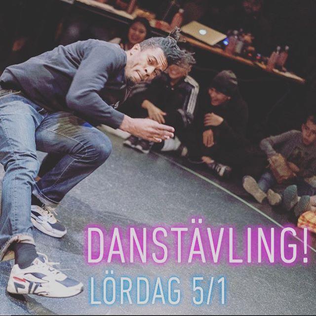 DANSTÄVLING!  Imorgon 5/1 håller Fryshuset en danstävling! Anmälningar sker från 13:00 inne på Mitt127-festivalen i Skärholmshallen. Sedan hålls tävlingen hos Fryshuset i Måsholmstorget 24. Värdar och tävlanden går till battle-platsen tillsammans från festivalområdet! Se till att vara på plats i tid  Åldrar : Upp till 15 år Alla olika dansstilar är välkomna! Tid: 14-16 PRISER TILL ALLA SOM DELTAR! Presentkort till Exploria och Bounce samt andra priser kommer att delas ut