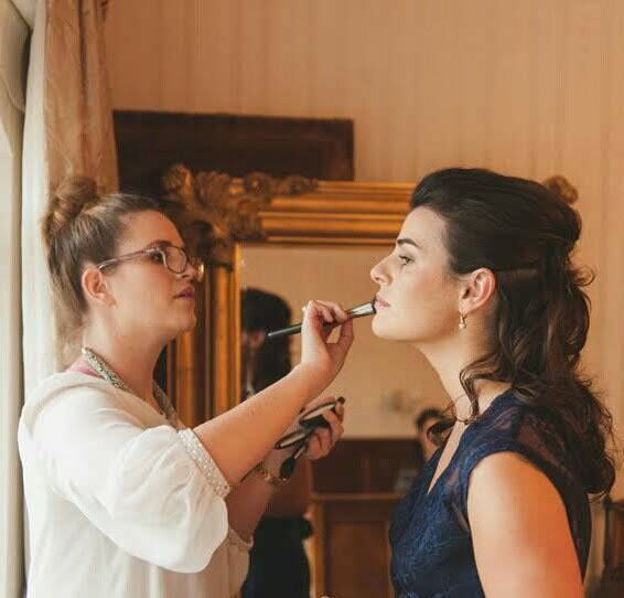 Gráinne is based in Dublin and works further afield as required. She holds an ITEC Diploma in High Fashion Theatre and Media Makeup.