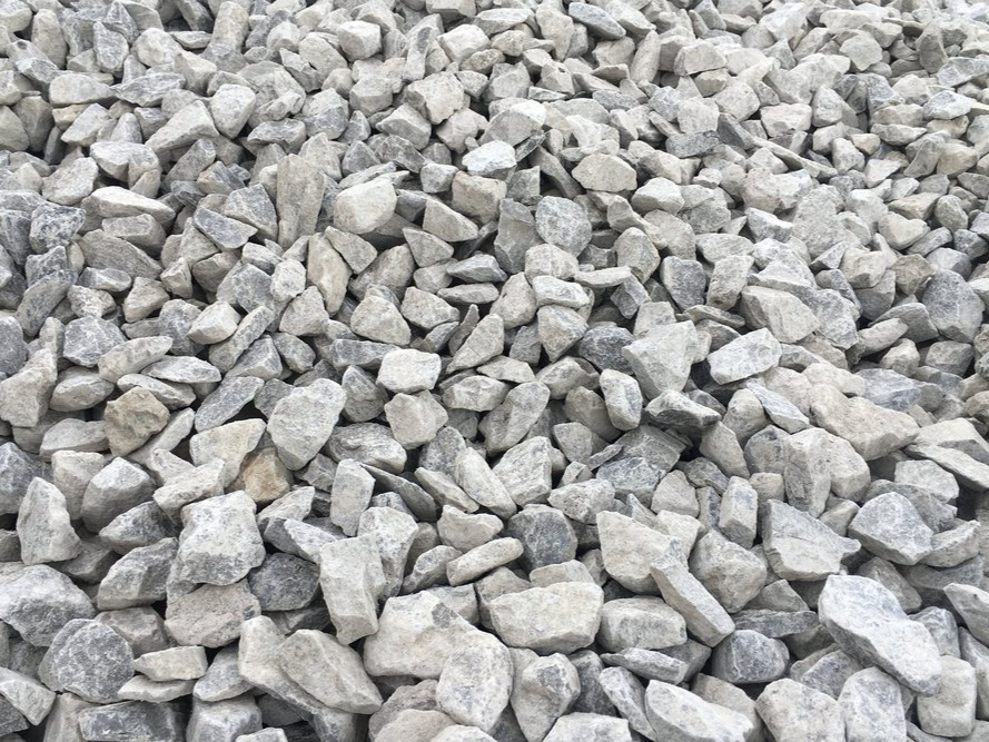 Drainage Stone - Avalible in Various Sizes