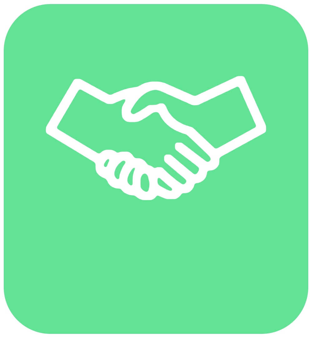 Connection - We introduce your friend to the official representative of their chosen universities
