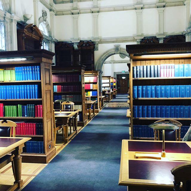 #librarygoals @royalholloway