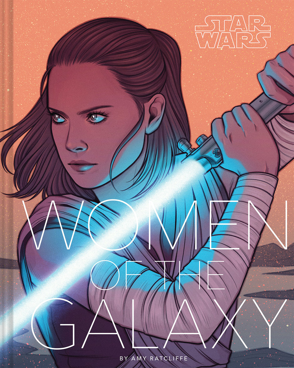 The cover of the book, illustrated by Jen Bartel.