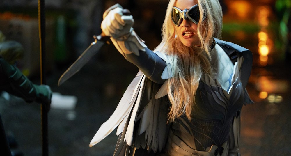 Dove / Dawn Granger played by Minka Kelly