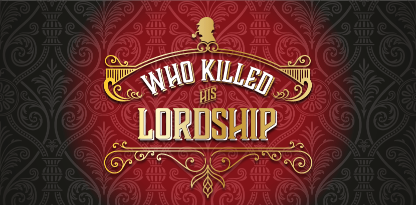 murder mystery who killed his lordship