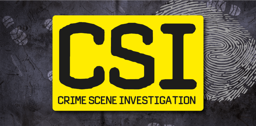 murder mystery csi treasure hunt