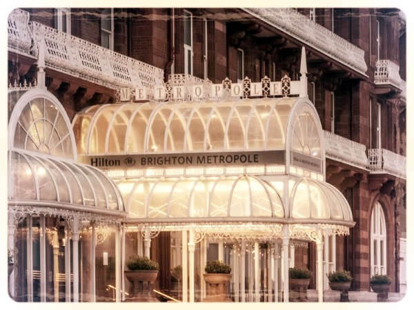 Hilton Brighton Metropole - Boasting a glorious seafront location, the Hilton Brighton Metropole is close to both the beach and the iconic Pier. It offers 125 years of history as well as 33 function suites all ready to hold your next exciting murder mystery party!