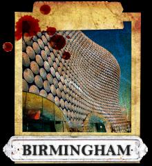 Murder Mystery Birmingham