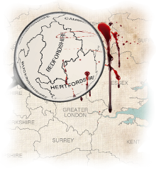 Murder Mystery Bedfordshire